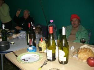 15 Embiance au repas du soir, seul Jeannot y croit encore