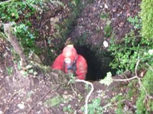 6 l'entrée Gérôme attaque la descente le photographe n'est pas clair